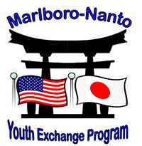 Youth Exchange NANTO logo